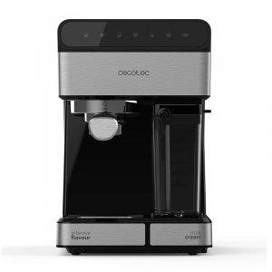 Ημιαυτόματη Καφετιέρα Espresso Power Instant-ccino 20 Touch Serie Nera 20 Bar Χρώματος Μαύρο Cecotec - CEC-01558