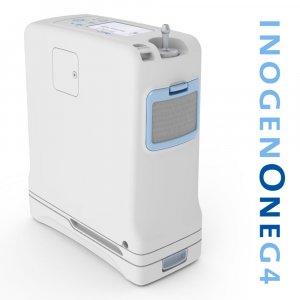 Φορητός συμπυκνωτής οξυγόνου Inogen One G4 - Σε 12 άτοκες δόσεις