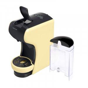 Καφετιέρα Espresso 19 Bar για Nespresso Dolce Gusto και Αλεσμένο Καφέ Χρώματος Μπεζ IKOHS - 8435507913874