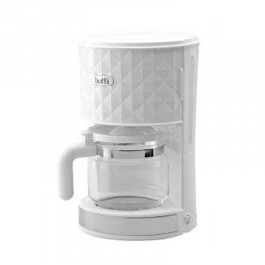 Καφετιέρα Φίλτρου 1.25 Lt Χρώματος Λευκό Botti - CM0202-WHITE
