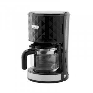 Καφετιέρα Φίλτρου 1.25 Lt Χρώματος Μαύρο Botti - CM0202-BLACK