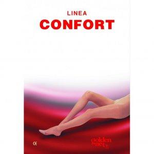 Καλσόν 655 LINEA CONFORT 280 den χρώμα Nero (Mαύρο)