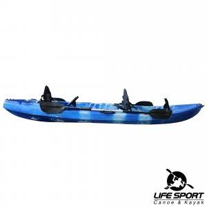 "Kayak Life Sport ""Happiness"" (2 ενήλικοι + 1 παιδί) VK-07"