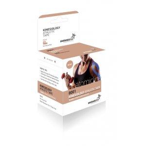 Kinesio Tape -  Επίδεσμος  Κινησιοθεραπείας 5cm x 5m - Μπεζ