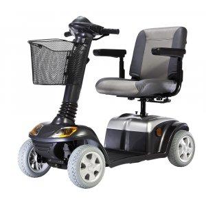 Ηλεκτροκίνητο Αμαξίδιο - Scooter Kymco Super 4 - Γκρι  - Σε 12 άτοκες δόσεις