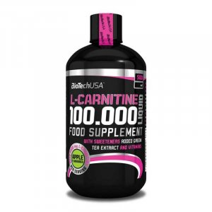 L-Carnitine Concentrate 100000mg 500ml Κεράσι