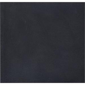 Λαστιχένιο πάτωμα, πλακάκι, λείο, 100x50cm, πάχους 15mm, μαύρο - 94451 - σε 12 άτοκες δόσεις