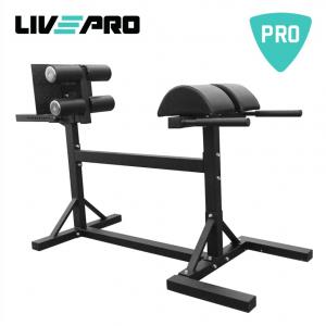 Live Pro Πάγκος Ραχιαίων GHD Λ-8163Α