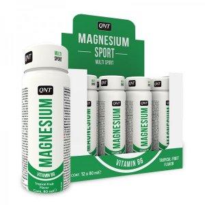 Magnesium Sport - 12 x 80ml Τροπικά Φρούτα