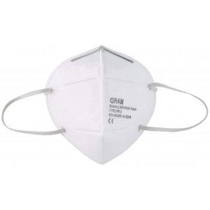 Μάσκα Ύψιστης Προστασίας με Φίλτρο FFP2 ΚΝ95 6 Layer Filtration - Συσκευασία 5 τεμαχίων