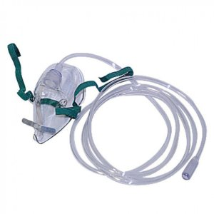 Μάσκα Οξυγόνου Salter - Σε 12 άτοκες δόσεις