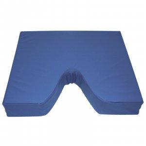Μαξιλάρι από Visco Elastic για Αποφόρτιση της Περιοχής του Κόκκυγα 46x41x7.5cm AC-722