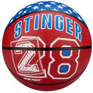 Μπάλα Basket Νο7 (Κόκκινο/Μπλε) 16GE-BBW