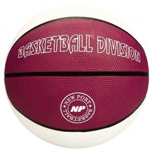 Μπάλα Basket Νο7 (Λευκό/Μωβ) 16GE-WPZ
