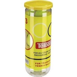 Μπαλάκια Τέννις Polyester - 3 τμχ