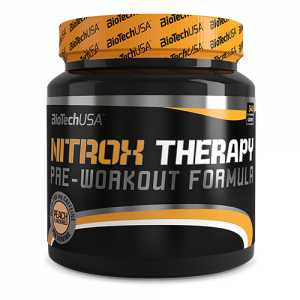 NITROX THERAPY 340g BIOTECH - σε 12 άτοκες δόσεις