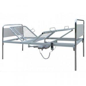 Νοσοκομειακό Ημι-Ηλεκτρικό Κρεβάτι Πολύσπαστο με Στρώμα Πολύσπαστο AC-405W - Σε 12 άτοκες δόσεις