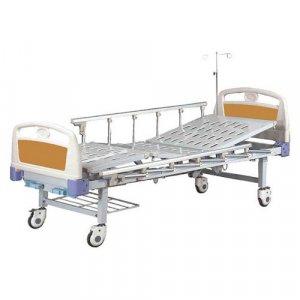 Νοσοκομειακό Κρεβάτι Χειροκίνητο Πολύσπαστο - 0223000 - Σε 12 άτοκες δόσεις