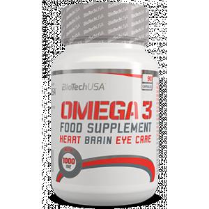 OMEGA 3 90 CAPS BIOTECH - σε 12 άτοκες δόσεις
