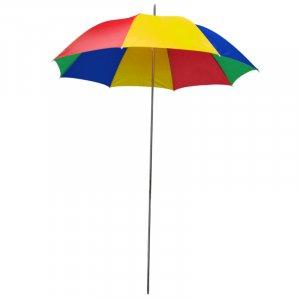 Ομπρέλα παραλίας 2 σε 1 78650