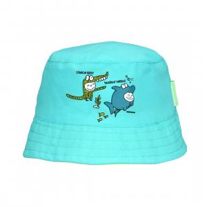 Παιδικό καπέλο ήλιου (γαλάζιο) 23CW-BLL