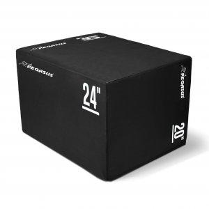Pegasus® 3 σε 1 Πλειομετρικό Κουτί Soft (Plyo Box) Β-0049
