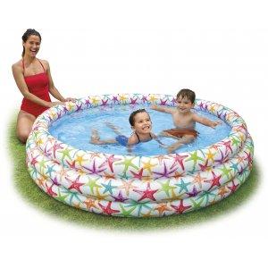 Φουσκωτή πισίνα Smiling Fish & Friends 56440
