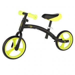 Ποδήλατο Ισορροπίας RB06 Μαύρο/Πράσινο BALANCE BIKE NILS FUN - σε 12 άτοκες δόσεις