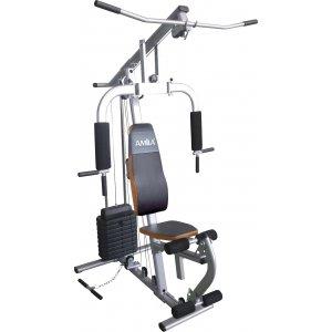 Πολυόργανο γυμναστικής 7009 - Διαστάσεις: 130x113x210cm - Βάρη PL: 10τμχ./ 70kg - Σε 12 άτοκες δόσεις