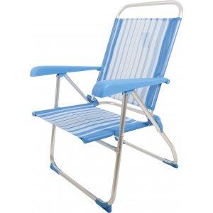 Πολυθρόνα Παραλίας 61x61x38/94 cm - 15611