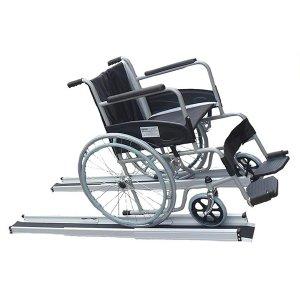 Ράμπα Πτυσσόμενη για Αναπηρικά Αμαξίδια 77-210cm - 0808161