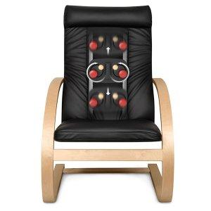 Καρέκλα με Δερματίνη με Ενσωματωμένο Μασάζ Shiatsu, Θερμότητα με Υπέρυθρο Φως και Καταπληκτικό Design RC 420 - Σε 12 άτοκες δόσεις