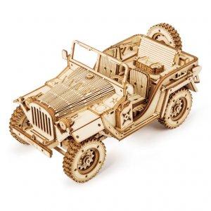 ROBOTIME Army Field Car MC701 - σε 12 άτοκες δόσεις