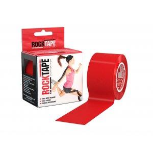 Kinesio Tape - RockTape Standard 5cm x 5m - Red - RT-KTR