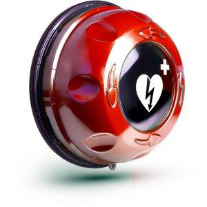 Rotaid Plus Κουτί Ασφαλείας Αυτόματου Απινιδωτή με Συναγερμό Ανοίγματος Εσωτερικών Χώρων. Kαι σε 12 άτοκες δόσεις - rotaid-plus-red