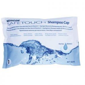 Σκουφάκι Λουσίματος Κεφαλής Safetouch-Shampoo Cap 1τμχ