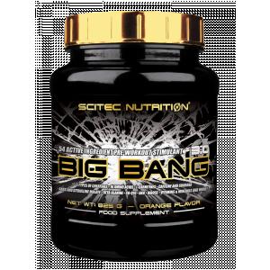 SCITEC NUTRITION BIG BANG 3.0 (825gr) - σε 12 άτοκες δόσεις