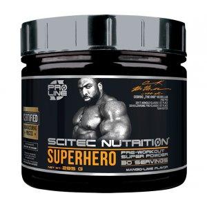 Scitec Nutrition PRO LINE Superhero 285gr - σε 12 άτοκες δόσεις