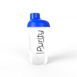 Purity Plastic Shaker 600ml - Blue