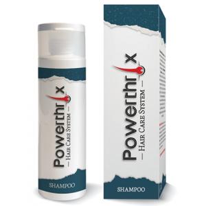 Σαμπουάν με εκχυλίσματα ginger και βρώμης για ενδυνάμωση της τρίχας Powerthrix Shampoo