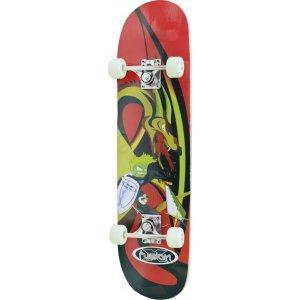 Skate Basic 78,5x20x9~12cm - Σχέδιο Skater