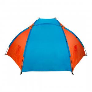 Σκίαστρο παραλίας (πορτοκαλί/μπλε) 21TQ-ORB
