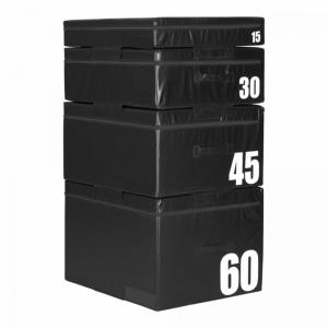 SOFT PLYOMETRIC BOXES 4 IN 1 - σε 12 άτοκες δόσεις