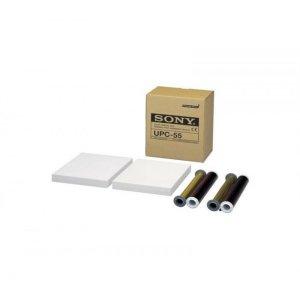 Θερμικό χαρτί υπερήχων Sony UPC-55 Color printing pack for A6 video printer UP-D55 UP-55MD - 178mm x 152mm - 101.021