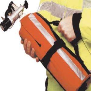 SP Τσάντα Μεταφοράς - Προστασίας Φιάλης Ιατρικού Οξυγόνου D Size - SP/FA/107