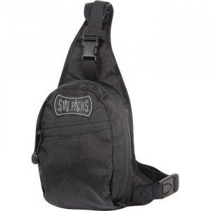 StatPacks Tactical Τσάντα Μηρού Α' Βοηθειών Μαύρη - SP/FA/447TB