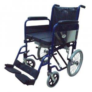 Αναπηρικό αμαξίδιο μεταφοράς KARMA Steel 16