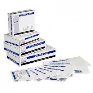 Steropore Αυτοκόλλητες Γάζες (25 Τεμάχια) - SP/DR/086-87-88