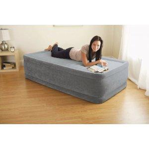 Στρώμα ύπνου φουσκωτό Comfort-Plush Elevated Airbed - 99x191x46cm - INT-64412