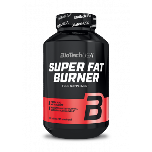 SUPER FAT BURNER 120 TABS BIOTECH - σε 12 άτοκες δόσεις